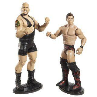 The Miz & Big Show Figuren Set   WWE Basis Doppelpacks 7