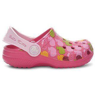 Crocs Classic Hello Kitty Apples, hot pink/bubblegum