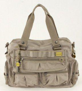 damen Nylon Handtaschen FOSSIL WOMEN BAG WOMAN CAPE TOWN (SATCHEL)SAND
