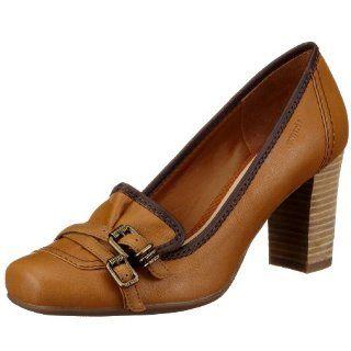 ESPRIT Mercy Buckle Pump A10327, Damen Pumps Schuhe