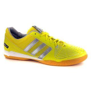 Herren Hallenfußball Schuhe Adidas Super Sala Gelb Schuhe