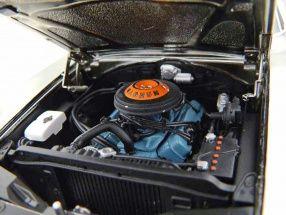 Dodge Charger R/T 440 MovieCar Bullitt Steve McQueen crome 118