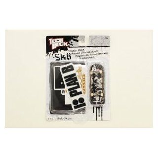 Tech Deck Sticker Pack Plan B SPECIAL OFFER Sport