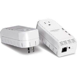 Trendnet TPL 402E2K Powerline AV Ethernet Adapter Kit