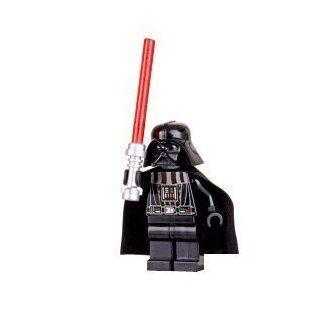 LEGO Star Wars Minifigur   Meister Yoda mit grünem Lichtschwert