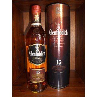 Glenfiddich 15 Years Old Single Malt 0,7l: Elektronik