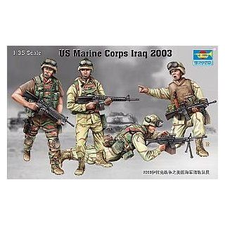 Trumpeter 407   US Marine Corps Iraq 2003 Spielzeug