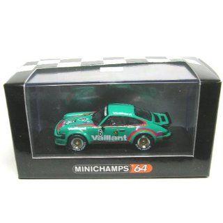 Minichamps, PORSCHE 934   PORSCHE KREMER VAILLANT   BOB WOLLEK