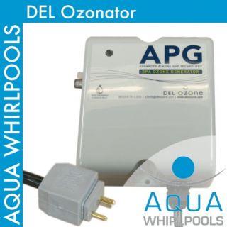 DEL Ozonator für Whirlpool Spa Hot Tub