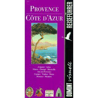 Provence und Cote d Azur. DuMont visuell Reiseführer: