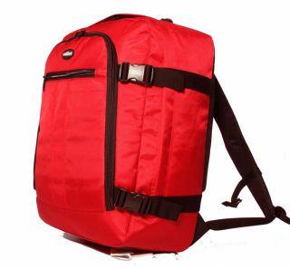 55x40x20 Hand Luggage Backpack Cabin Flight Bag Holdall Case Rucksack