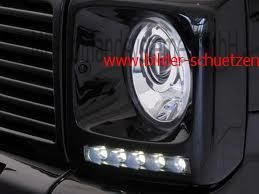 LED TAGFAHRLICHT SET MODEL 2013 Original Mercedes Benz G Klasse w463