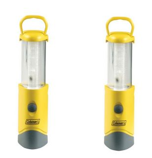 COLEMAN Camping Portable LED MICROPACKER Battery Lantern Lights