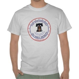 Philadelphia Tea Party   Lower Bucks T shirts