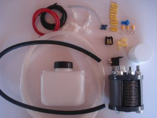 HHO Hydrogen Gas (Browns Gas) Generator Complete Kit SAVE 30% FUEL/85%