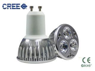 GU10 6W/9W/12W DIMMBAR HIGH POWER CREE LED SPOT Lampe Strahler Birne