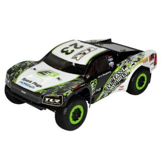 Losi TEN SCT 110 4WD Nitro Short Course RC Auto Truck RTR (TLR0129I