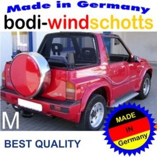 Suzuki Vitara CONVERTIBLE WIND DEFLECTOR wind stop screen (Bodi M