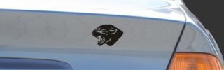 The Black Panther Auto Aufkleber Sticker Tattoo