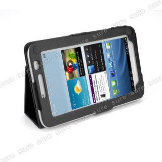 Wählbar Tasche Case Cover Etui Hülle für Samsung Galaxy Tab 2 7.0