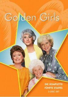 Golden Girls   Season/Staffel 5   3 DVD BOX NEU OVP