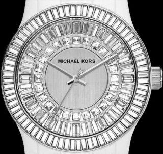 Damen Uhr MK5361 Keramik Uhr Weiss ORIGINAL NEU UVP 499,00€