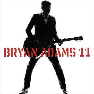 Bryan Adams   11   CD Album 11 Tracks   NEU 0602517636828