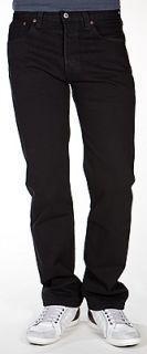 Levis® 501® Jeans Herren Regular Fit Black
