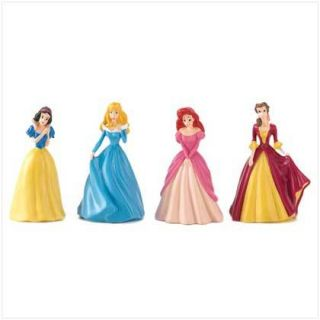 DISNEY PRINCESS Belle Ariel Sleeping Beauty Snow White Toy Character