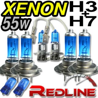 55w Xenon Fern/Abblend/Nebel OPEL Tigra TwinTop
