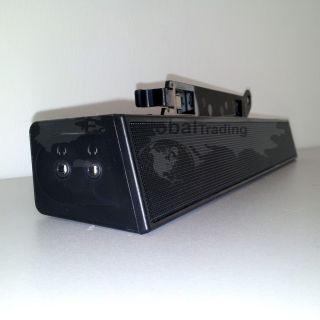 DELL AX510 Sound Bar Multimedia Lautsprecher fuer Dell Monitore C729C