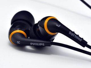 Philips SHE9550 Rich Bass In Ear phone Headphones New