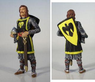 Elastolin Preiser 7cm Ritter Gawain ohne Bodenplatte OV