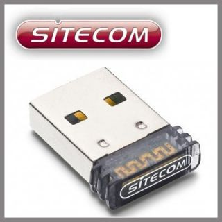 Sitecom CN 516 Micro Bluetooth 2.0 USB Adapter 10m NEU