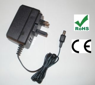 BEHRINGER MIC200 POWER SUPPLY REPLACEMENT ADAPTER AC 9V