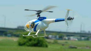 Neu Thunder Tiger Innovator MD 530 RTF Helicopter Heli Hubschrauber