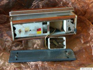 Alt Grundig ca. 1964 Elite Boy Holzgehäuse 205 Kofferradio