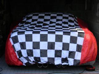 Corvette C3 C4 C5 C6 Porsche Mustang Camaro Race Car Cover Autogarage