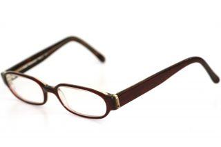 fielmann Obra 080 FA BA GA095 Brille Rot glasses lunett