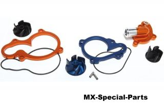 Performance Kit Wasserpumpe water pump KTM EXC R 450 530 EXCR orange