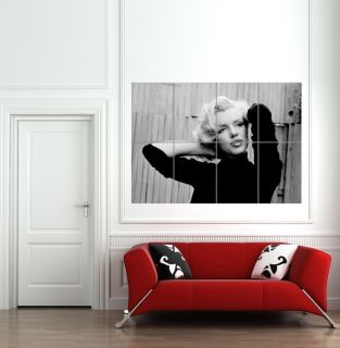 MARILYN MONROE GIANT POSTER PICTURE PRINT B539