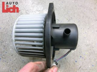 Nissan Micra K11 BJ97 Gebläsemotor Lüftermotor Heizungsgebläse