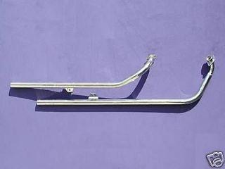 Yamaha VIRAGO XV535 XV 535 marmitta pot auspuff EXHAUST