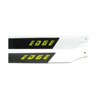 EDGE 553mm Premium CF Blades Flybarless Version LE 553FBL
