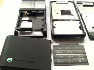 ORIGINAL _ Sony Ericsson C905 Komplett Cover Gehäuse