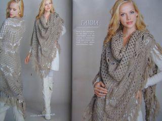 Zhurnal Mod 549 Russian Crochet Patterns Fashion Magazine