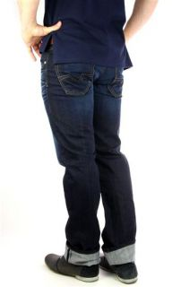 ORIGINAL Diesel Larkee Herren Jeans Men Zathan Krooley NEU dunkelblau