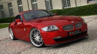 Front Bumper Lip Spoiler / Splitter   BMW Z4 series E85 / E86 after