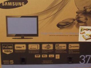 NEU & OVP Samsung LE 37A558P3F 94 cm (37 Zoll) FULL HD LCD Fernseher