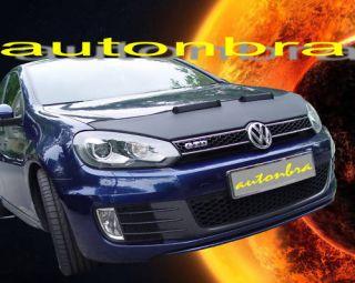 VW Golf 6 BRA Steinschlagschutz Haubenbra Tuning